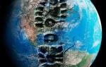 Pegada ambiental provocada pelo homem no planeta