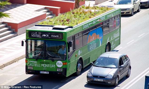 zonas verdes urbanas