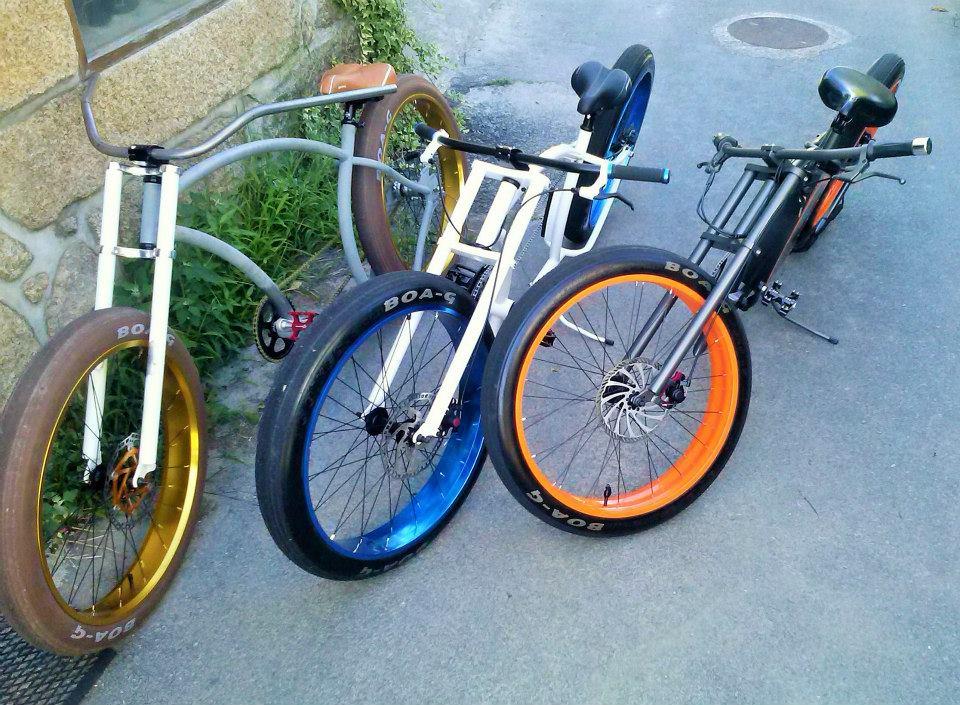 lupa bicicletas originais