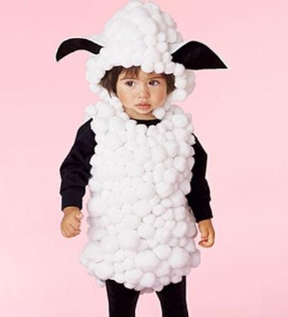 ovelha-máscara-carnaval