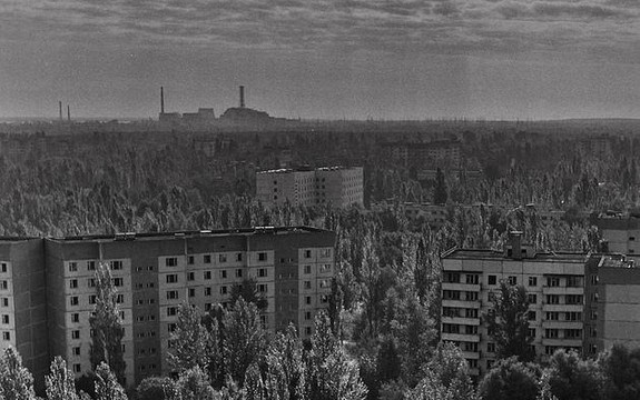 Chernobyl Ucrânia radioativa radioatividade poluição