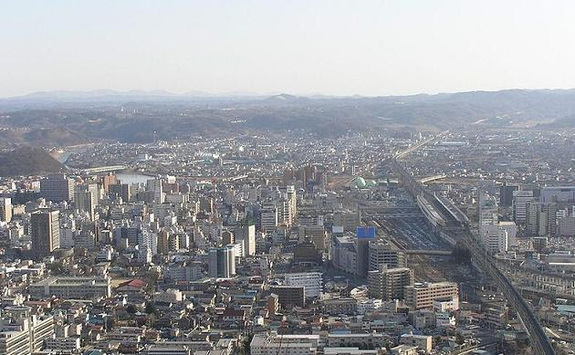 Fukushima Japão nuclear tsunami terramoto poluição