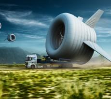bat energia do vento transporte