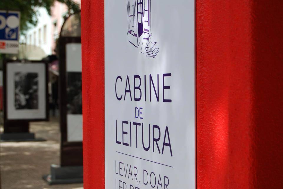 cabine de leitura lisboa cabine telefónica