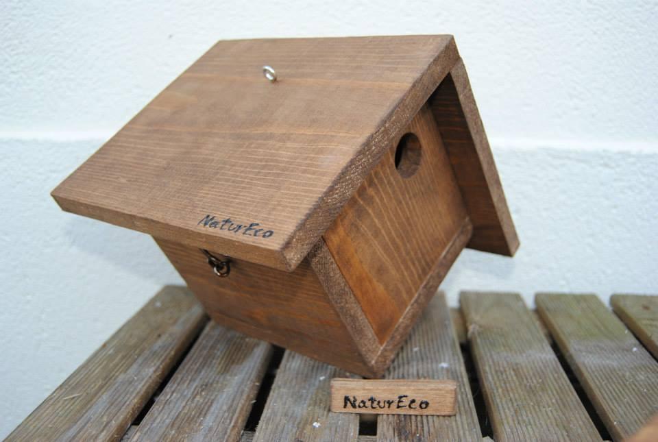 caixa-ninho carriça
