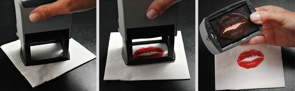 cartão de visita original maquilhagem