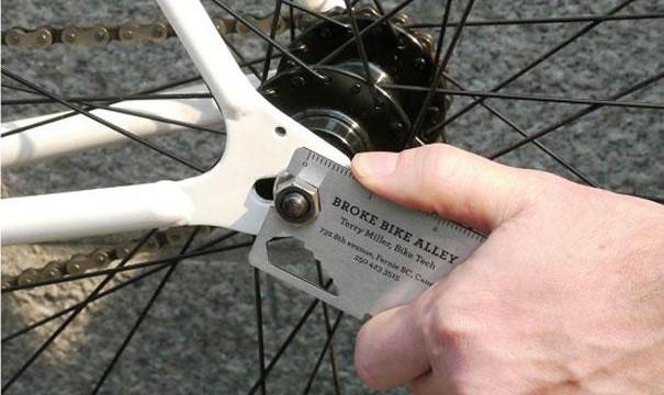 cartão de visita original oficina bicicletas (2)
