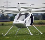 e-volo velocoptero