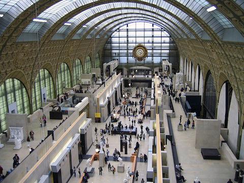 musee-dorsay-paris-estação comboios