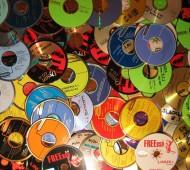 CDs usados