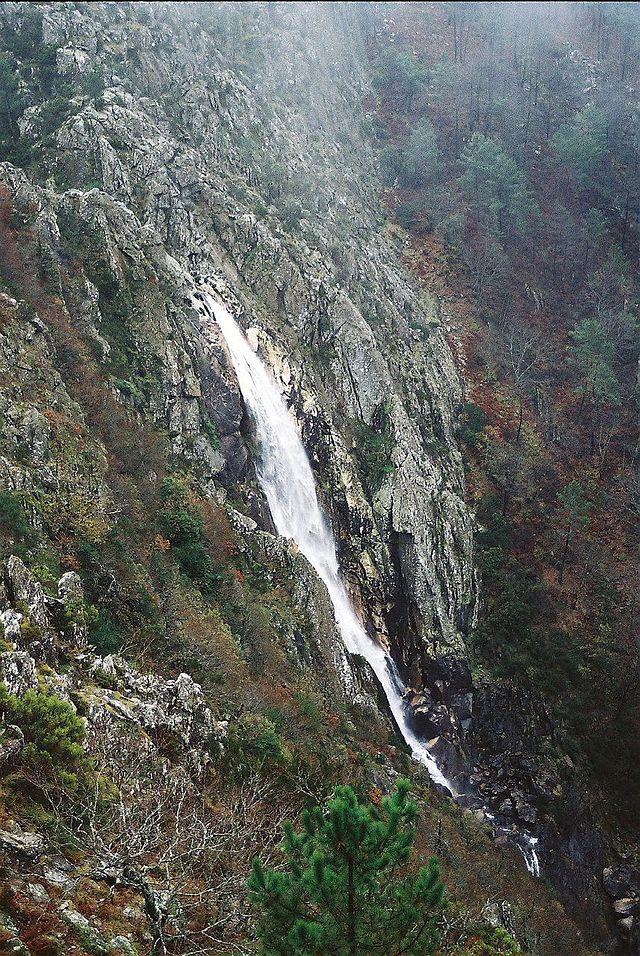 Frecha da Mizarela Arouca cascata