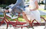 casamento sustentável bicicleta