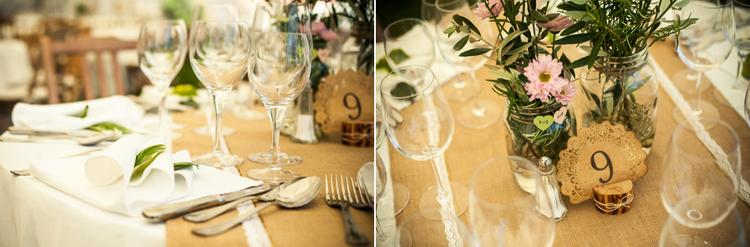 casamento sustentável decoração