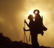 escalada trekking atingir objetivos