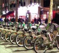 velib bicicletas paris