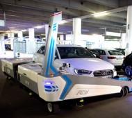 Germany-Parking-Robot-estacionamento alemanha aeroporto audi
