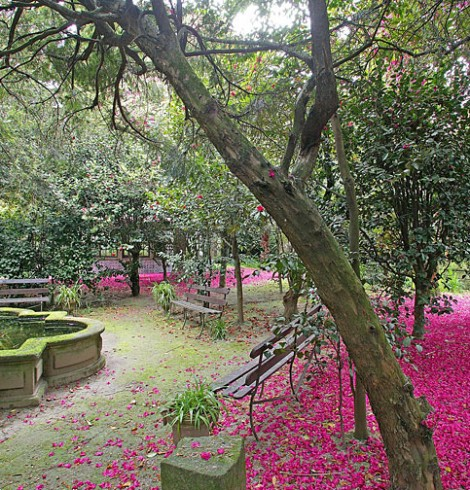Jardim mosteiro de landim braga