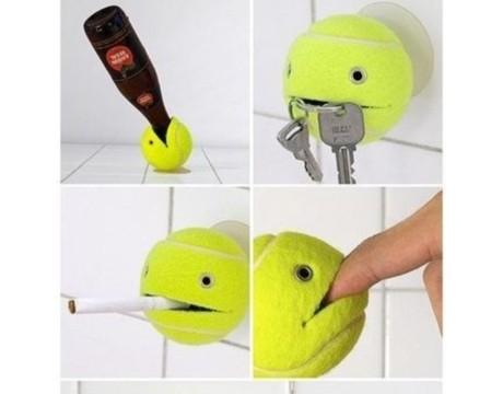 bola de ténis chaves