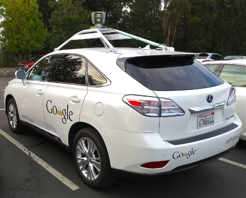 carro prototipo google