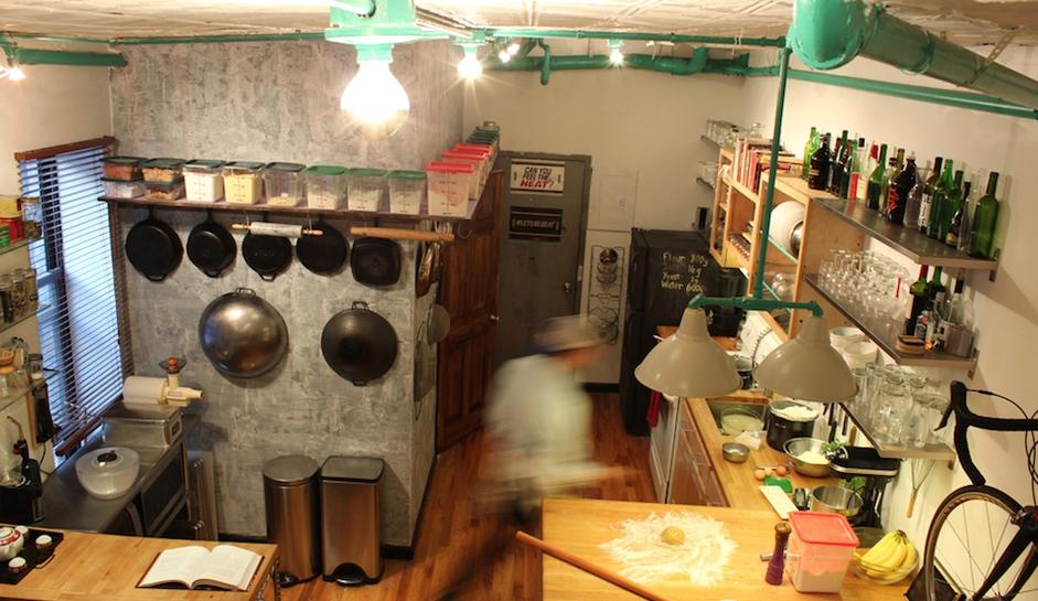 kitchen cozinha nova iorque casa pequena