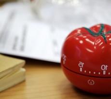 pomodoro technique gestão de tempo