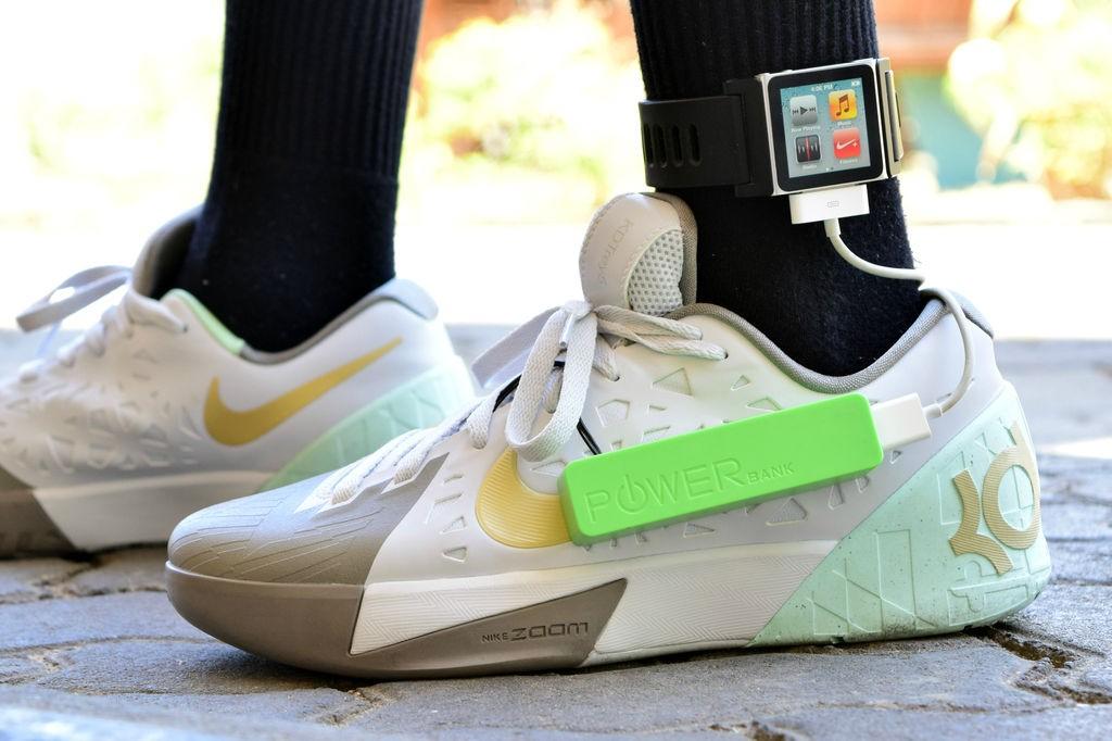 ténis sapato inteligente sapatilha bateria carregador sapatilha