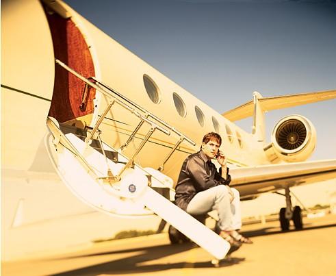 Mark-Cuban-pivate jet avão privado