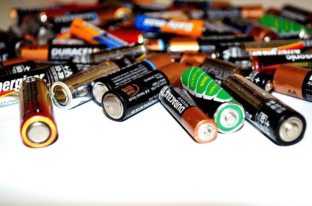 battery- pilhas-baterias reciclagem