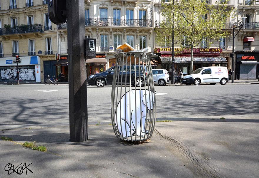 creative-street-art-oakoak-urso