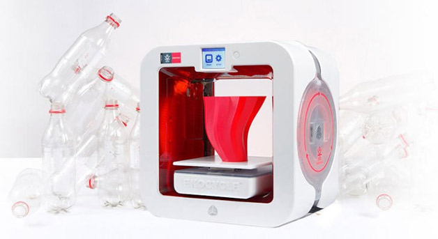 ekocycle impressora 3d plástico PET coca cola