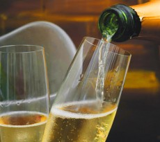 espumantes vinhos bairrada rótulo