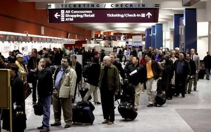 fila aeroporto dicas viajantes