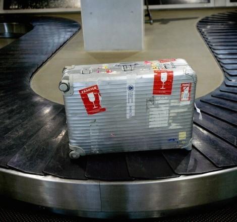 frágil mala aeroporto dicas