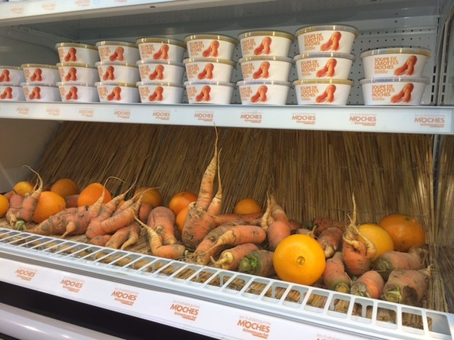 frutas legumes feios intermarché soupa
