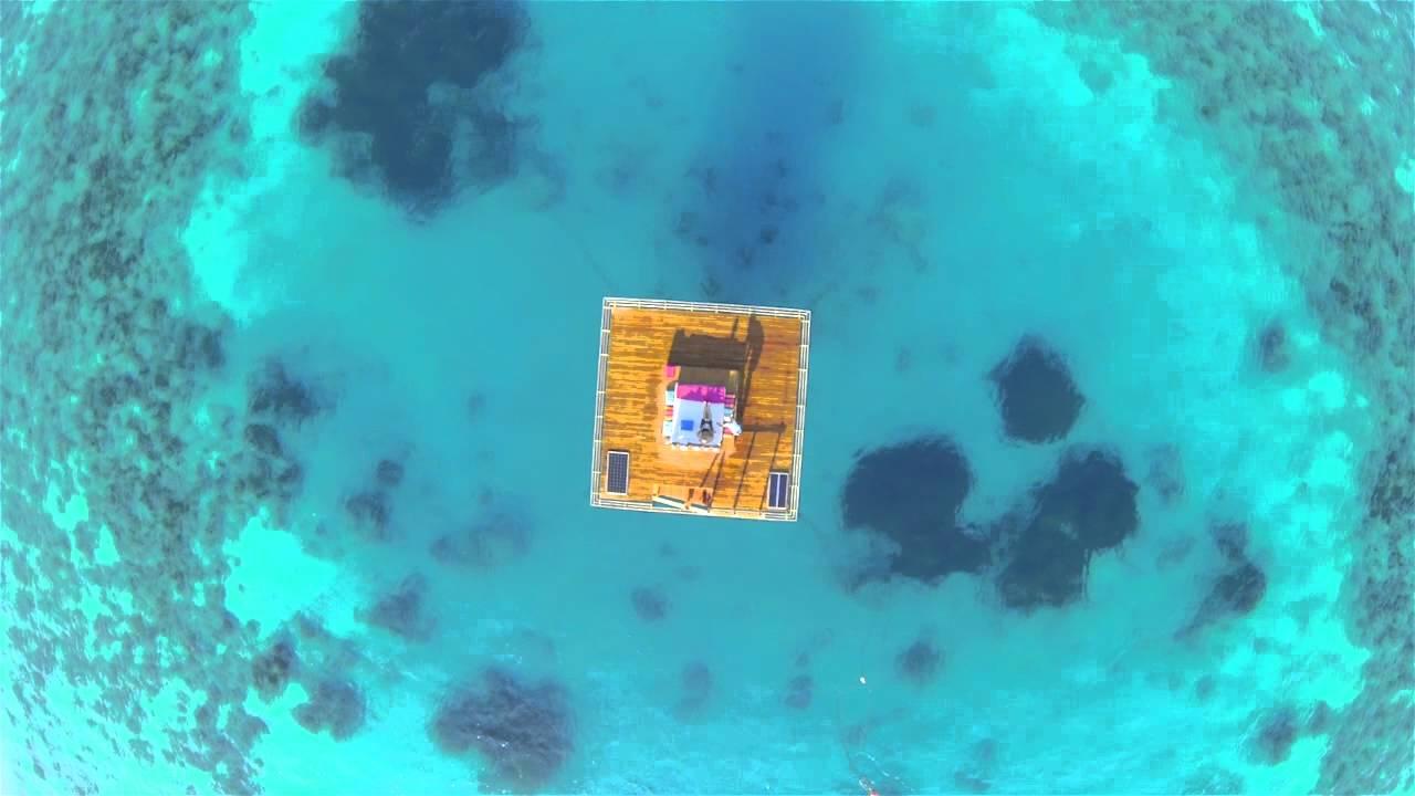 hotel debaixo de água manta resort pemba ilha