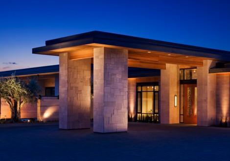 hotel luxo sustentável ecológico quarto bardessono califórnia