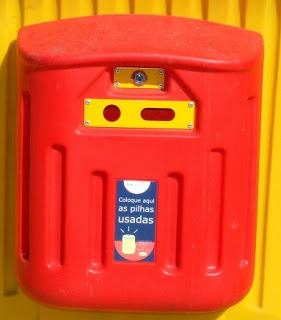 pilhão pilhas baterias