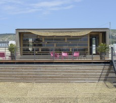 pop-up house office casa prefabricada multipod