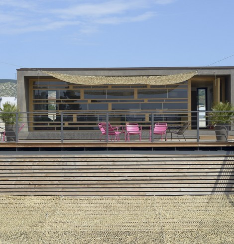 pop-up house office casa prefabricada multipod
