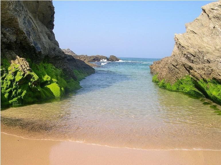 porto corvo alentejo sines praia mar Gonçalo Lopes