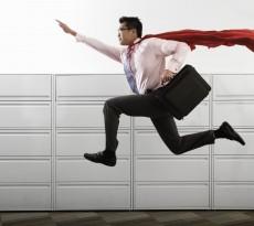 como ser confiante no trabalho