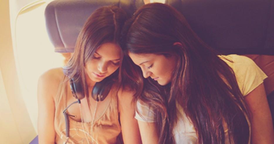 viagem avião dicas viajar amigas