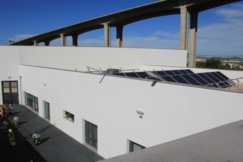 painéis fotovolpainéis fotovoltaicos Associação Dr. João Santos taicos João Santos