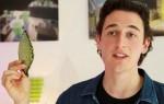Julian-Melchiorri-estudante folha artificial produz oxigénioJulian-Melchiorri-estudante folha artificial produz oxigénio