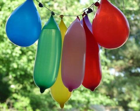 balões de água water-balloon-pinata