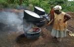 churrasqueira solar nigéria grelhador solar