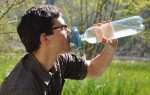 drink pure a beber água