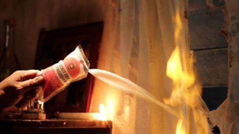 extintor de incêndio portátil barato