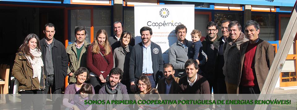membros cooperativa coopérnico energias renováveis