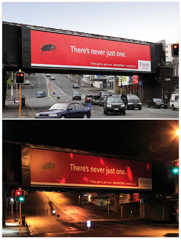 rentokil serviços de extreminio de pragas marketing publicidade